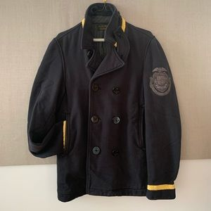 Men's Pea Coat Polo Ralph Lauren